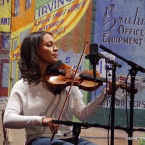 Hannah Beth Crary, Fiddle